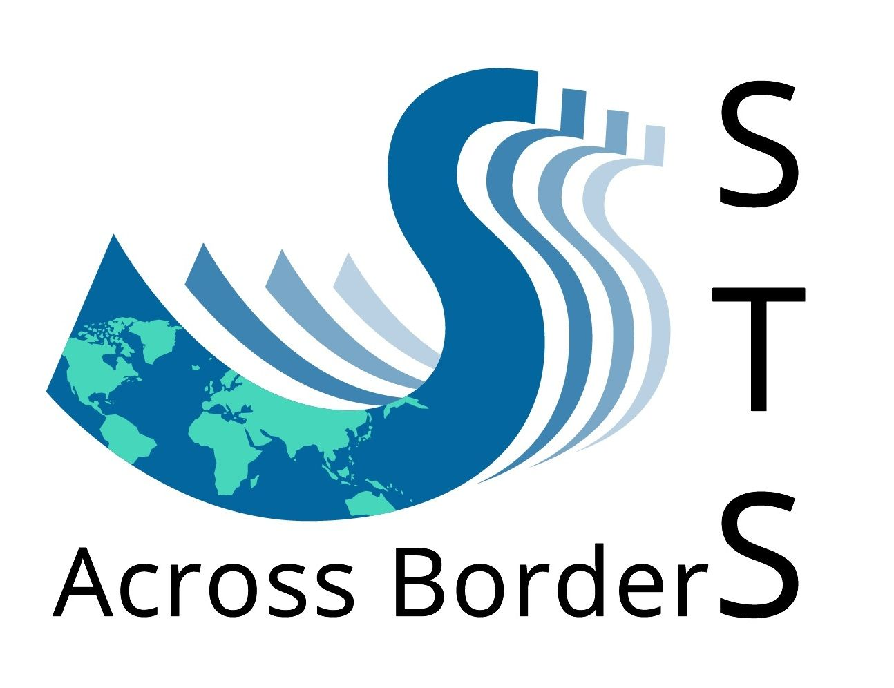 STS Across Borders Logo