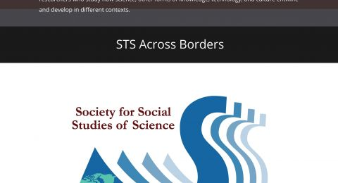 STS Across Borders Cover Posters