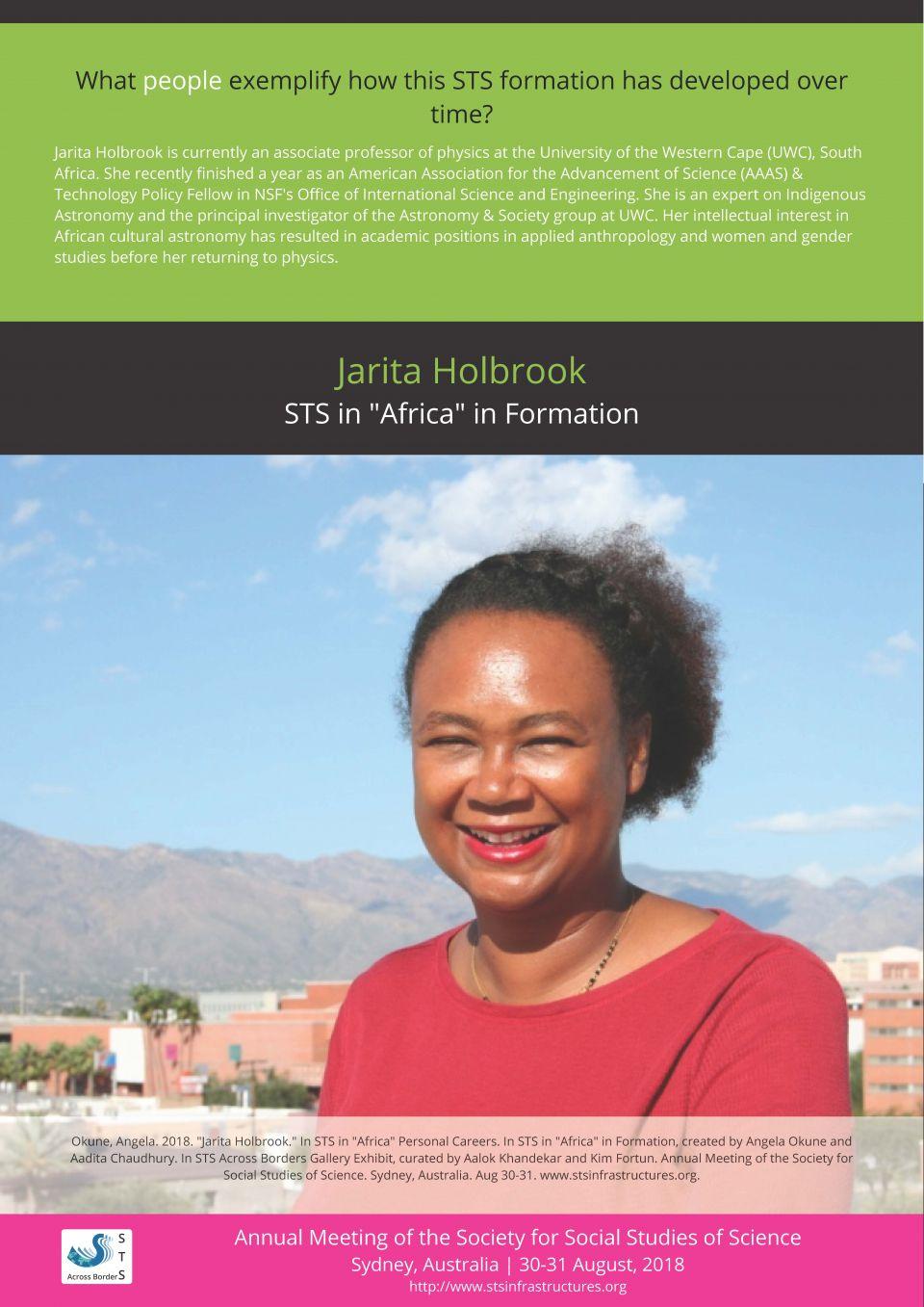 Jarita Holbrook