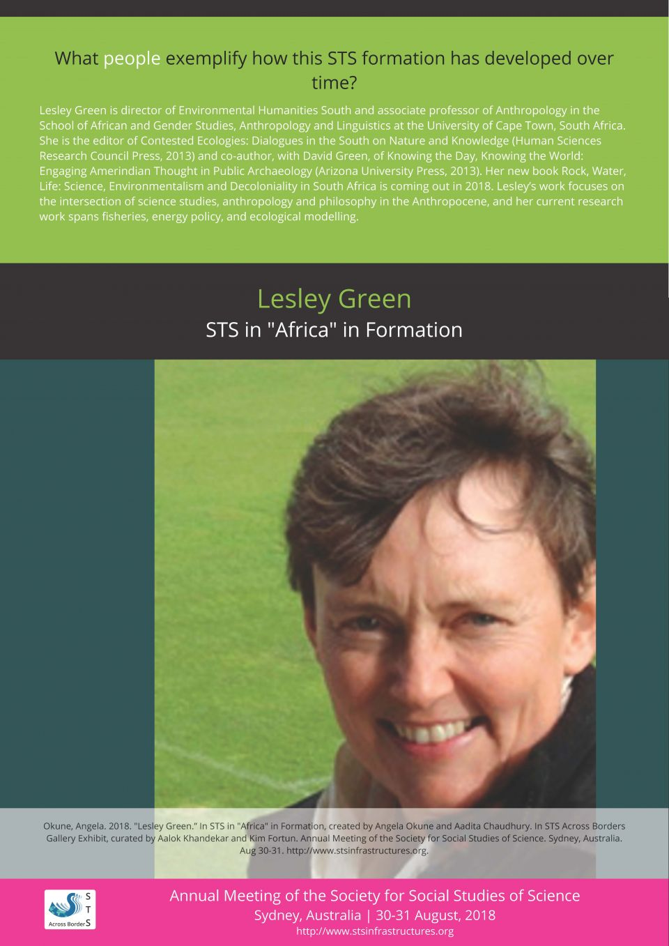 Lesley Green