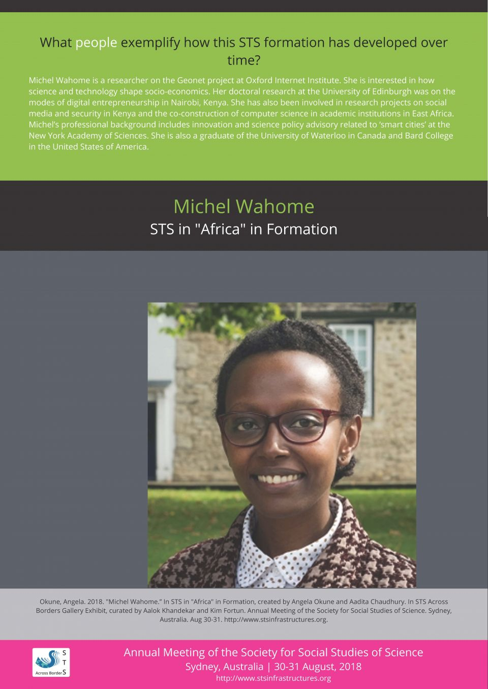 Michel Wahome