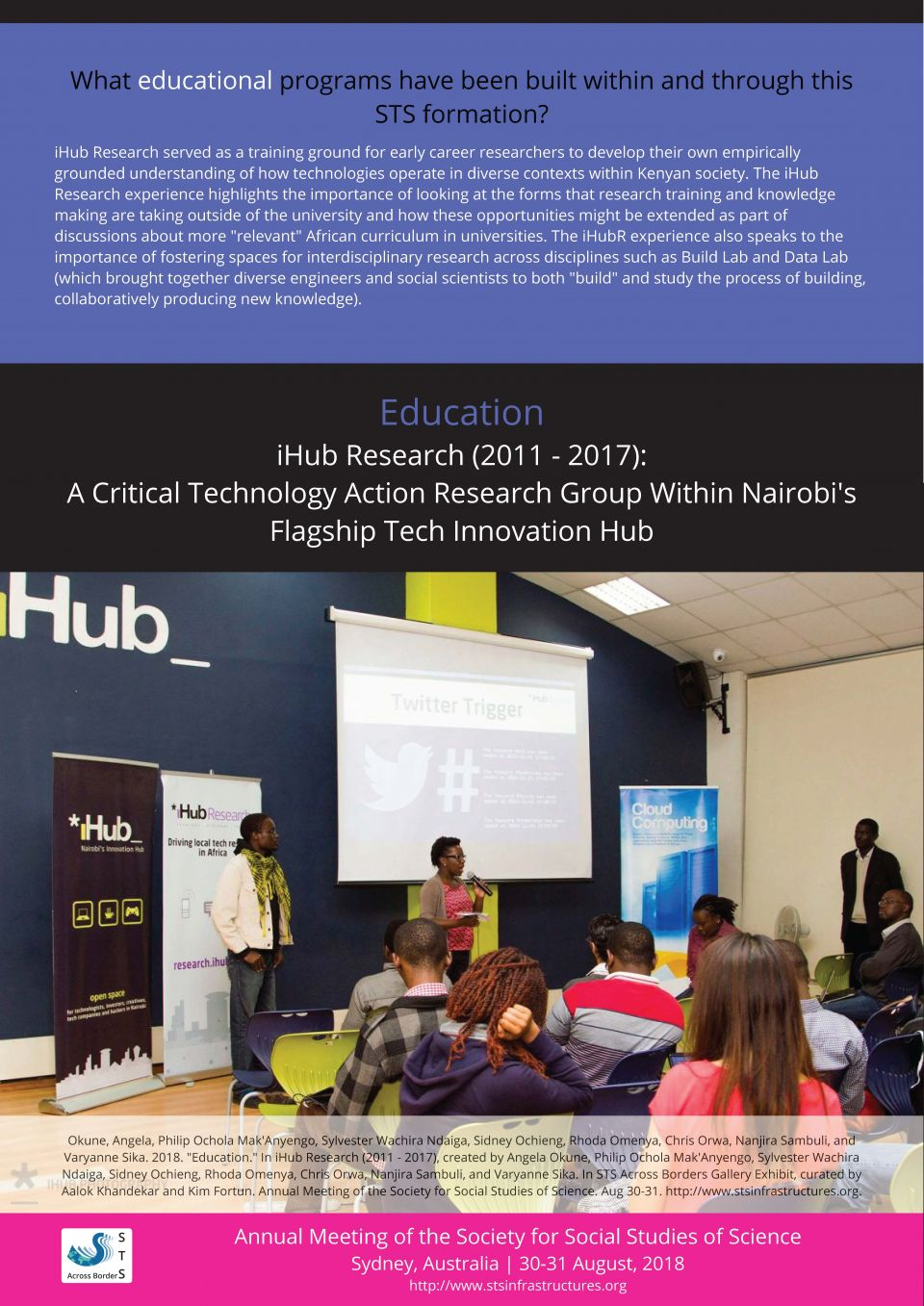 iHub Education