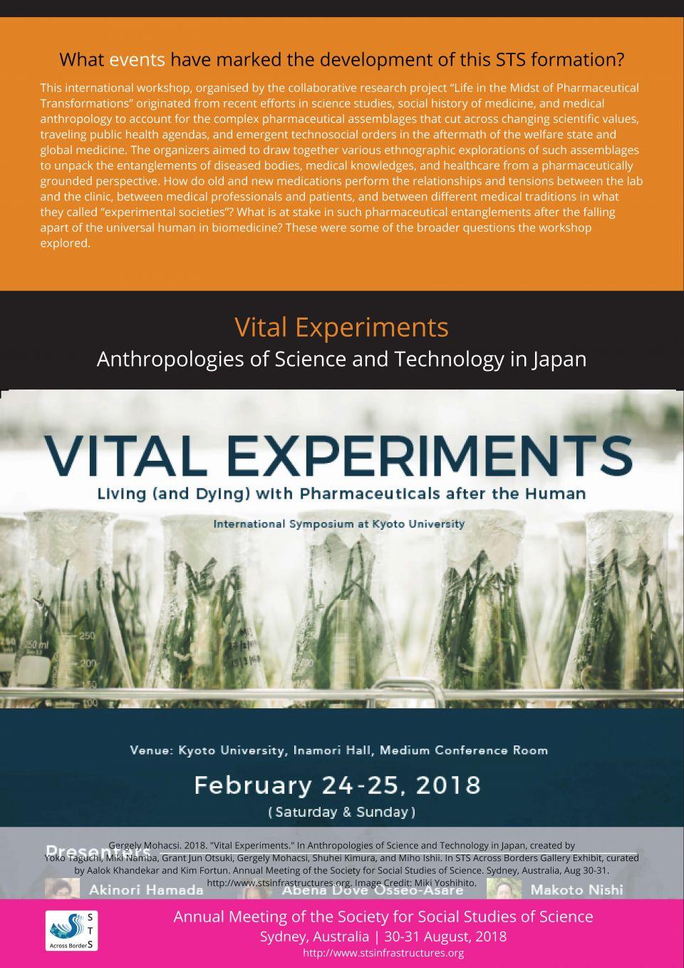 Vital Experiments