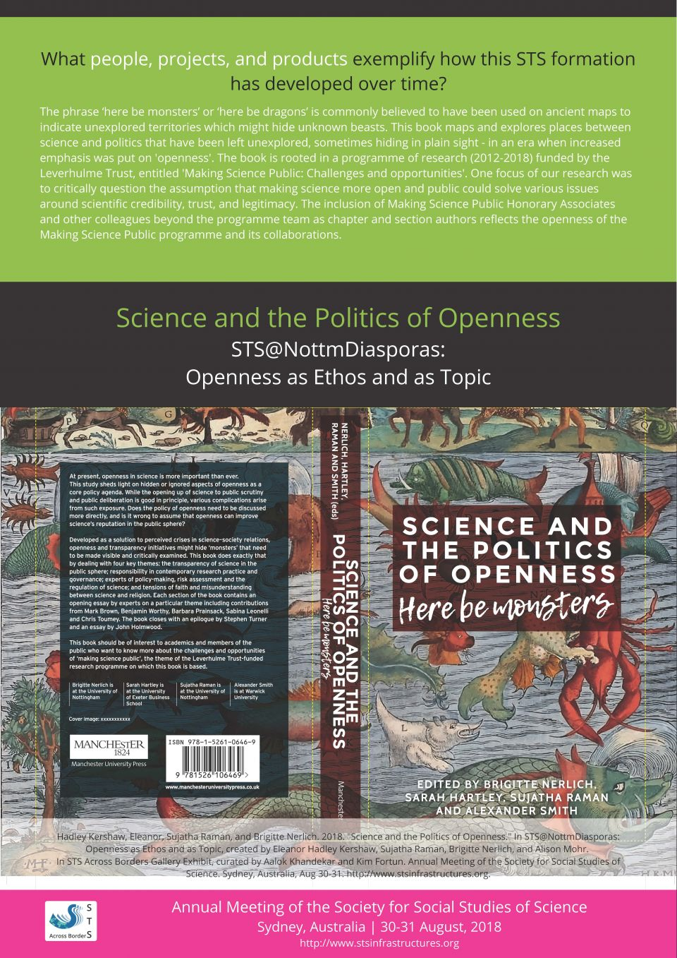 Science and the Politics of Openness
