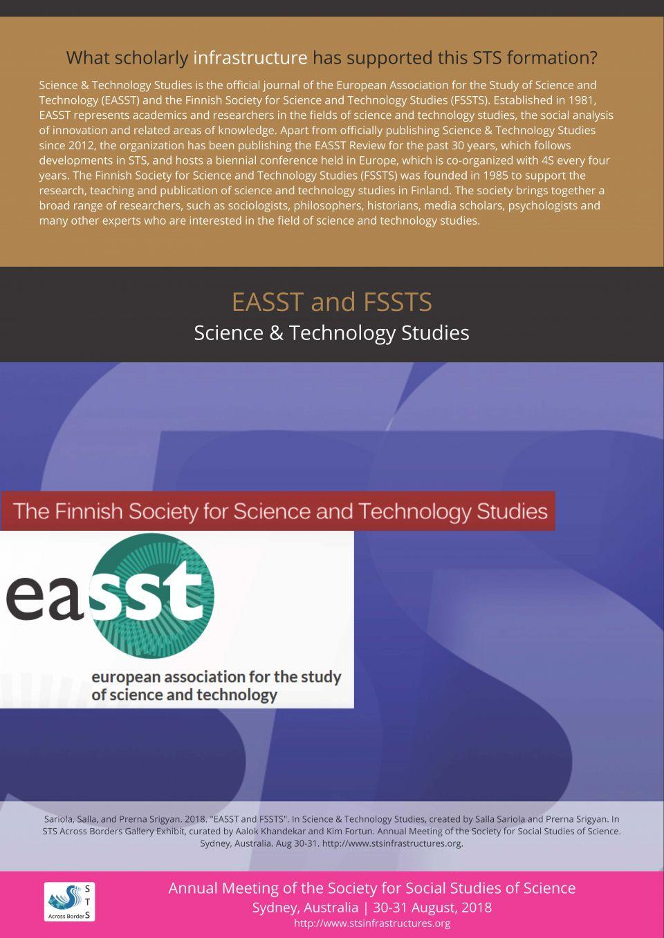 EASST and FSSTS