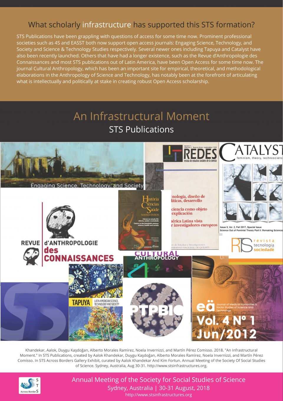 An infrastructural Moment