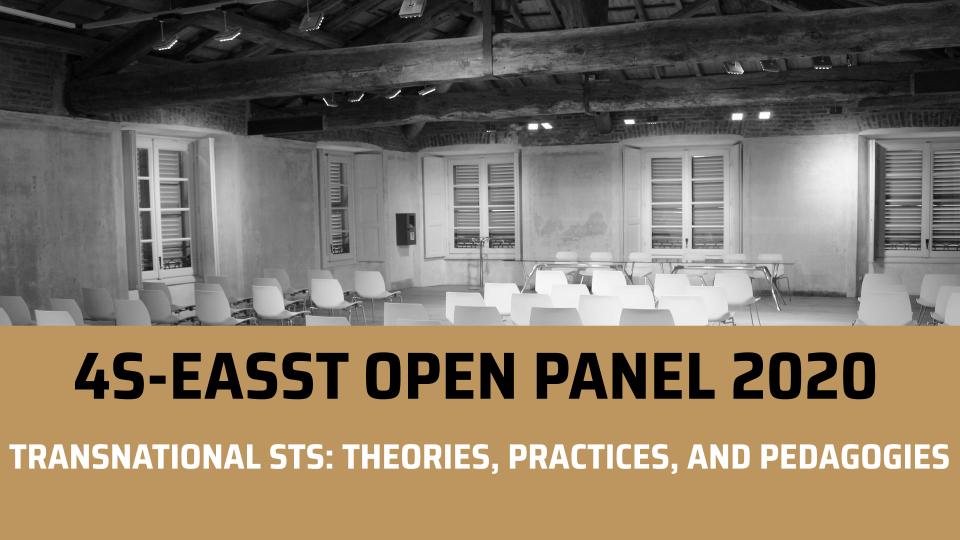 Transnational STS 4S/EASST 2020 Open Panel