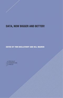 Data - Boellstorff and Maurer