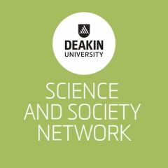 Deakin Science and Society Network logo