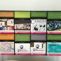 STS Publications exhibit