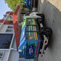 Garbage Collection Vehicle, Swatcha Auto, Sangareddy Municipality
