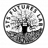 STS Futures Lab logo is a white circle containing a black tree with circuit board roots