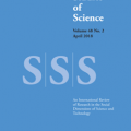 Social Studies of Science cover Image