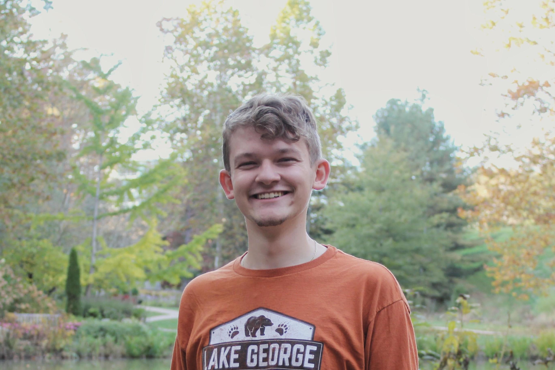 A photo of Nolan Harrington.