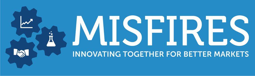 MISFIRES logo https://misfires.ucd.ie/