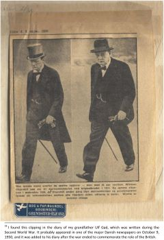 """Image of Winston Churchill from Christopher Gad, """"A Post-plural Attitude"""""""